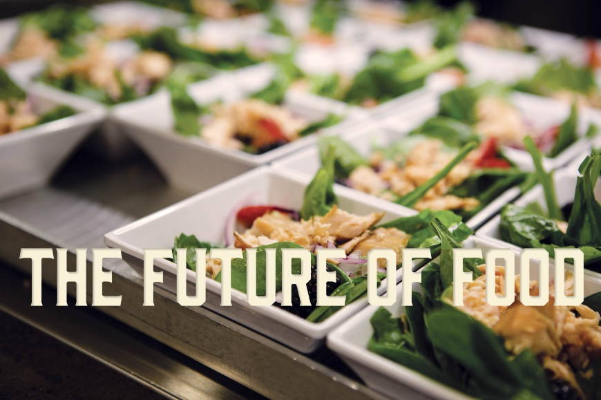 Future Food: What will we be eating in the future?