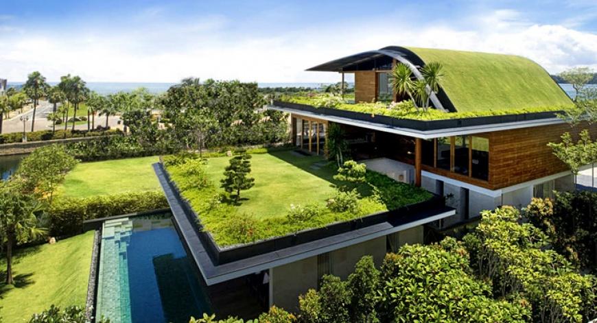 Materiales orgánicos para una construcción más sostenible con el medio ambiente